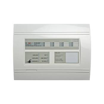 Teletek MAG8 Plus Konvansiyonel Yangýn Alarm Paneli