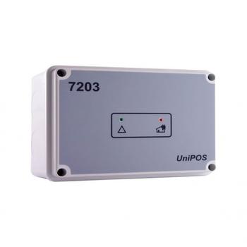 UniPOS FD 7203 10 Giriþ, 16 Çýkýþ Kontrol Modülü