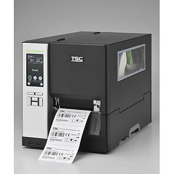 TSC MH240T Endüstriyel Barkod Etiket Yazýcý