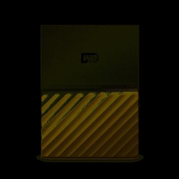 WD WDBTLG0020BGD-WESN 1TB My Passport Ultra Beyaz-Altýn