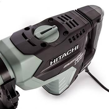 Hitachi DH52ME 1500Watt 22J 11Kg Kömürsüz Profesyonel SDS-Max Kýrýcý/Delici