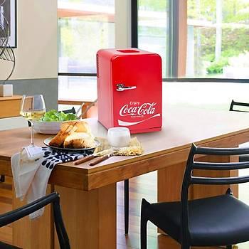 Coca-Cola CCM15 12/220Volt AC/DC 14 Litre Sýcak/Soðuk Oto Buzdolabý
