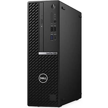 DELL N012O7080SFF Opti 7080 SFF, Core i7-10700, 8GB, 256GB SSD, Integrated, Win 10 Pro
