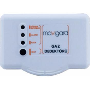 Mavigard AGD-220L.VIP LPG (Bütan+Propan) Dedektörü, 230V AC