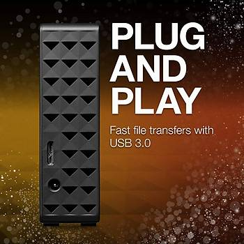 SEAGATE STEB6000403 6TB Expansion USB 3.0 3.5