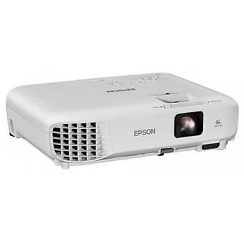 Epson EB-E01 1024x768 XGA 3300 ANSI Lümen Projeksiyon Cihazý