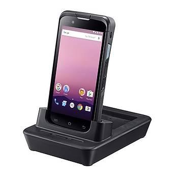 Unitech EA602-QA6FUMSG El Terminali Android 7.1 2D