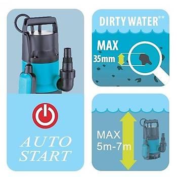 Duffmart DF41013 Duffmart FSP750DW Pis Su Drenaj Dalgýç Pompasý