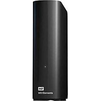 WD WDBWLG0060HBK-EESN WD ELEMENTS DESKTOP 6TB BLACK EMEA