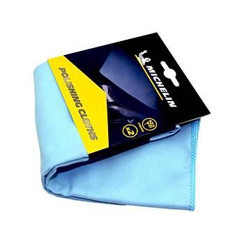 Michelin MC32484 32X32cm Mikrofiber Cilalama, Parlatma Bezi, 2 Adet