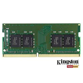 KINGSTON KVR26S19S6-8  8GB DDR4 2666MHz CL19 Notebook Rami 1RX16