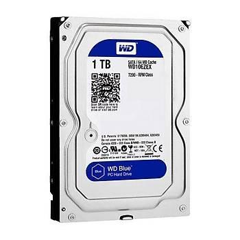 WD WD10EZEX 1TB Blue Sata 3.0 7200RPM 64MB 3.5'' Dahili Disk