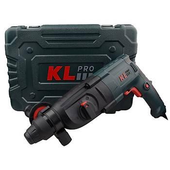 KLPRO KLPM2601 850Watt 3,2J Profesyonel SDS-Plus Kýrýcý/Delici