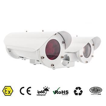 OiS XTR M1 Mobil Exproof Kamera Muhafazasý