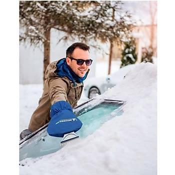 Michelin MC32637 Polar Eldivenli Buz Kazýyýcý, Silecek Temizleyici