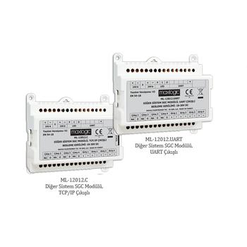 Maxlogic ML-12011.C SGC Modülü, TCP/IP Çýkýþlý