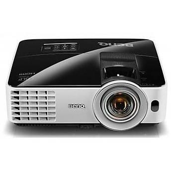 BenQ MX631ST 3200 ANSI lümen 1024x768 XGA 3D DLP Projeksiyon Cihazý