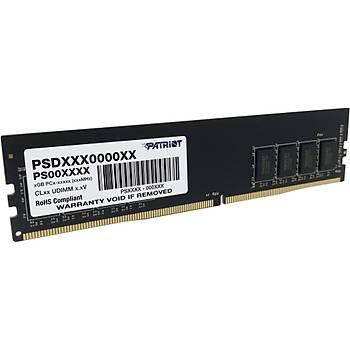 PATRIOT PSD416G240081 16GB (16GBx1) 2400MHz DDR4 SINGLE Signature  Masaüstü Ram