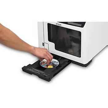 Epson Discproducer PP-100III Disk Kopyalama Robotu CD/DVD Yüksek Hacimli Disk Yazýcýsý
