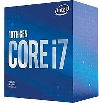 INTEL BX8070110700F i7 10700F 3.80GHz 16MB LGA1200 14nm Gaming Ýþlemci