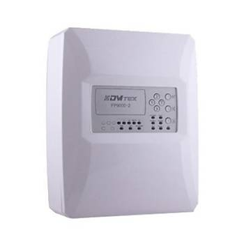 DMTech FP9000L-4 4 Konvansiyonel Yangýn Alarm Paneli