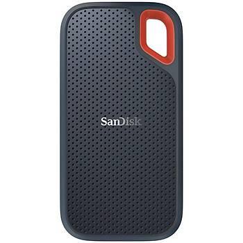 SANDISK SDSSDE60-500G-G25 500GB Extreme USB3.1 550MB/s Siyah Taþýnabilir SSD