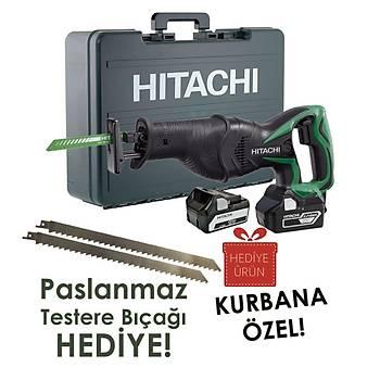 Hitachi CR18DSL 18Volt/3.0Ah Li-Ion Profesyonel Tilki Kuyruðu Testere
