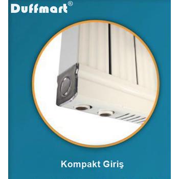Duffmart Alüminyum Radyatör Kompakt Giriþ