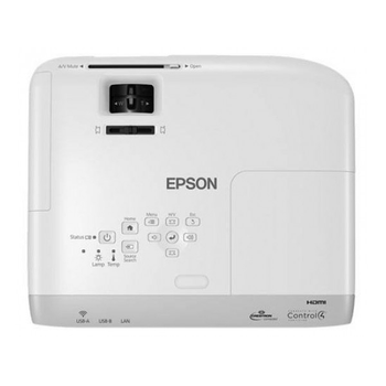 EPSON EB-980W / V11H866040 Projeksiyon Cihazý