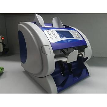 I-Hunter 2600 Karýþýk Para Sayma Makinesi Yenilenmiþ (Cýs 2 Teknoloji )