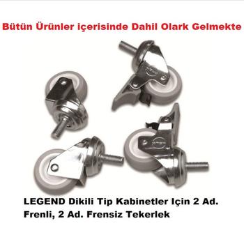 Legend Dikili Tip Kabinet 19 INC 16U/22U/26U/32U/36U/42U