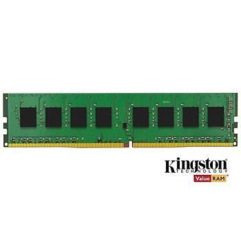 KINGSTON KVR26N19S6-4 4GB 2666MHZ DDR4 Masaüstü Ram