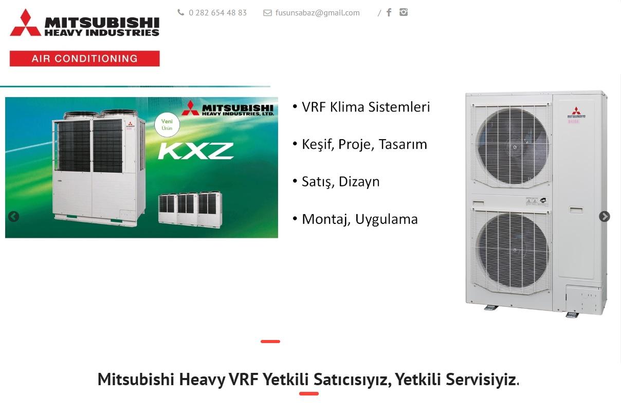 Mitsubishi Heavy Klima Sistemleri
