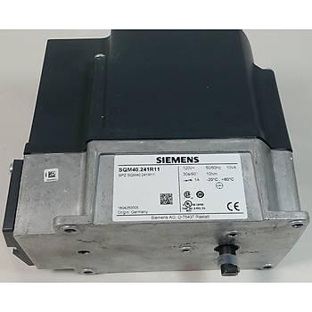 SIEMENS SQM40.025A21 SERVOMOTOR