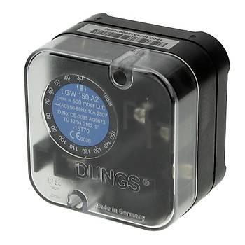 DUNGS 107433 (272356) LGW 150 A2 PRESOSTAT