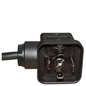 SIEMENS AGA62.000A000 SKP15 /SKP25 baðlantý soketi (kablolu) Yaðlý Tip Gaz Ventil Motorlarý