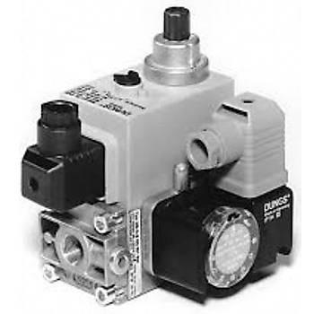 DUNGS 226568 MB-DLE 403 B01 S20 Tek Kademe Multiblok Gaz Ventili