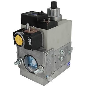 DUNGS 226873 MB-DLE 410 B01 S50 Tek Kademe Multiblok Gaz Ventili