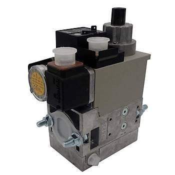 DUNGS 226875 MB-DLE 405 B01 S50 Tek Kademe Multiblok Gaz Ventili
