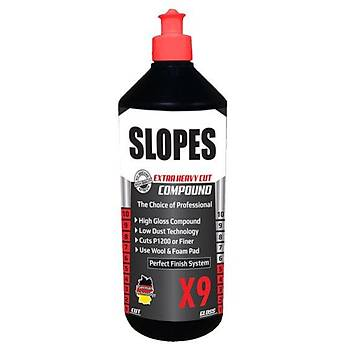 Slopes X9