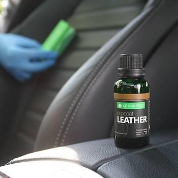 Ýgl Ecocoat Leather Deri Seramiði 30ml.