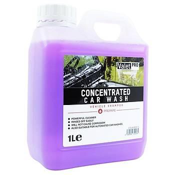 Valet Pro Concentrated Car Wash 1lt. Seramik Korumalar için PH Dengeli Konsantre Þampuan