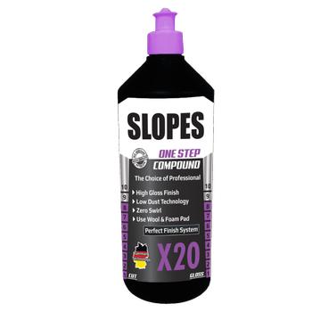 Slopes x20 One Step 1 lt