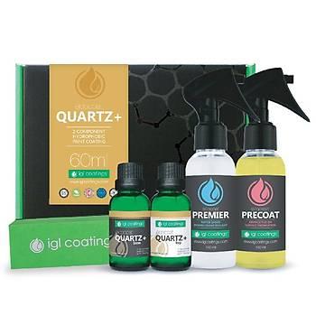 Ýgl Ecocat Quartz+ Kit 60ml.