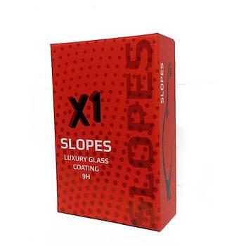 Slopes X1 9H Seramik Kaplama Glass Coating 30ml.