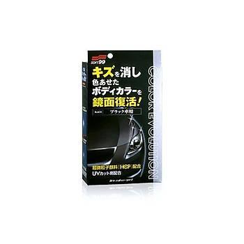 Soft99 Color Evolution Renkli Cila Siyah 100ml.