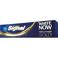 Signal Diþ Macunu 75 Ml White Now Gold