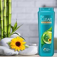 Clear Güçlü Uzayan Saçlar Kadýn Þampuan 500 ml