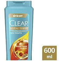 Clear Nem Terapisi Kadýn Þampuan 600 ML