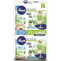 Sleepy Natural Külot Bez Junior 5 Numara 48 li